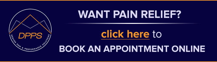 Book Appointment with Denver Pain and Performance Solutions